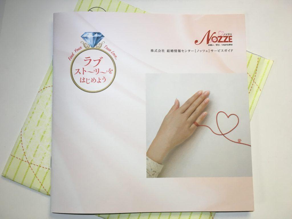結婚相談所ノッツェのサービスガイド